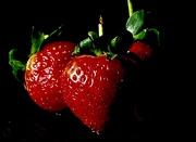 31st Jan 2021 - Wet Strawberries