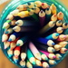 Pencil Joy by sunnygirl