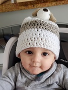 31st Jan 2021 - New hat