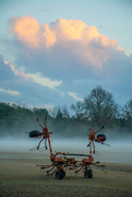 31st Jan 2021 - Fog rolling in...