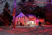 31st Jan 2021 - Dogcorner Cottage all aglow