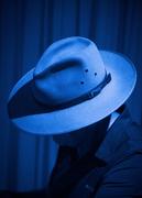 2nd Feb 2021 - Blue Akubra