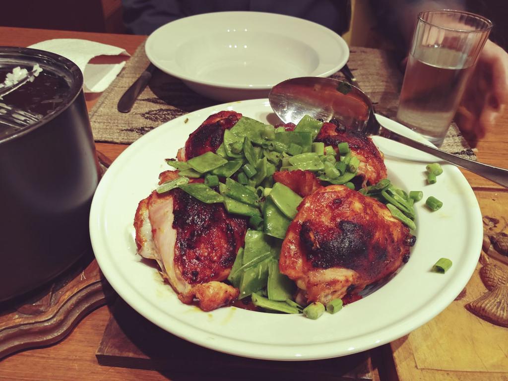 Chicken dinner  1-25-21 by houser934