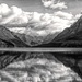 Bowman Lake Glacier National Park by milaniet