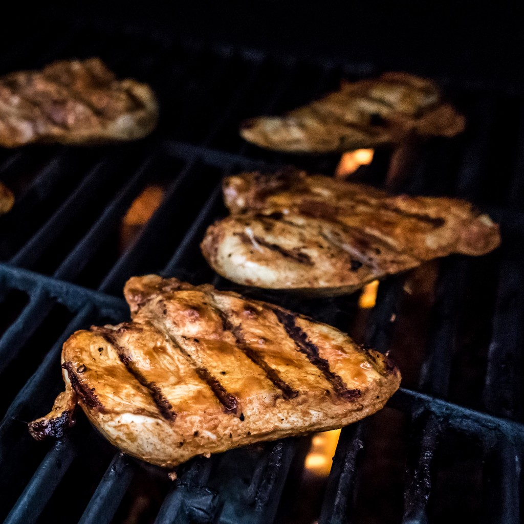 Grilled Peruvian Chicken Breasts--Grill Therapy by darylo