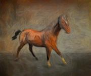 30th Jan 2021 - Dalton Horse Abstract