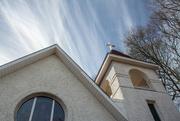 1st Feb 2021 - Church and sky...