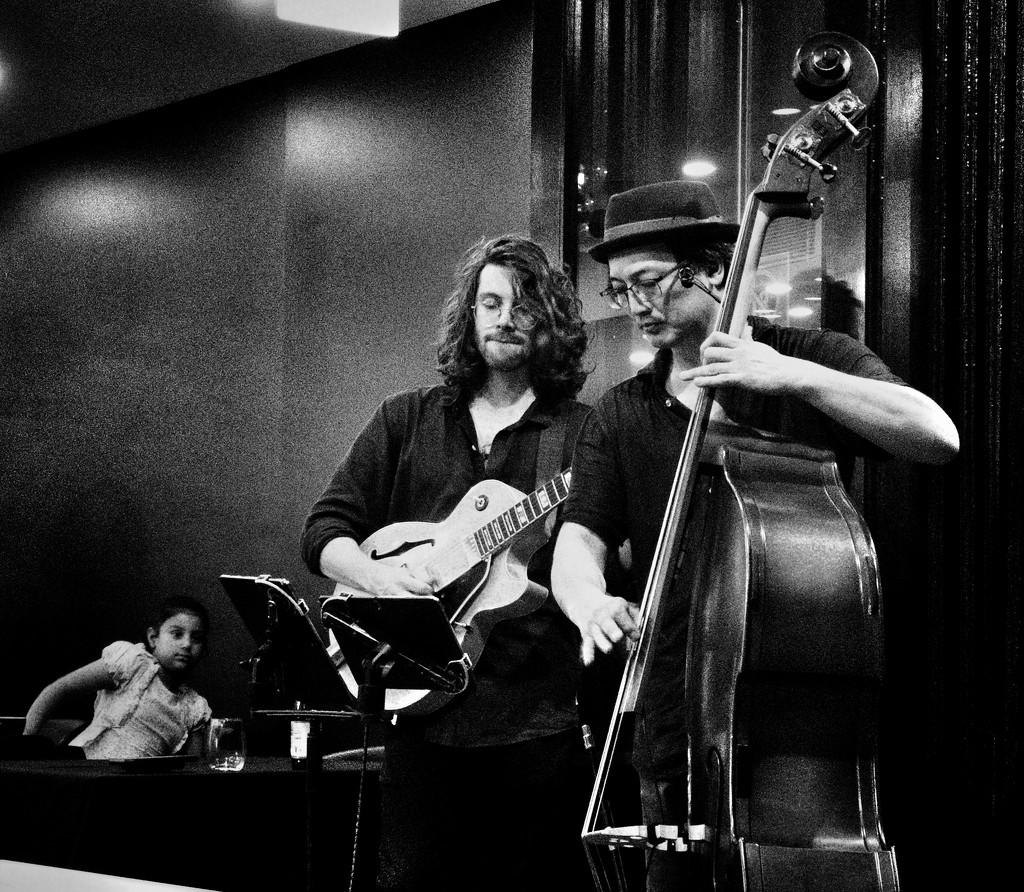 The jazz class.  by johnfalconer