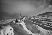 2nd Feb 2021 - Snow Drifts