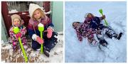 2nd Feb 2021 - Snow Much Fun!