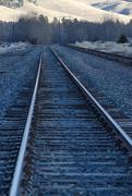 2nd Feb 2021 - Railroad Tracks - Color Version