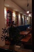 2nd Feb 2021 - On My Way Home: An Empty Café.