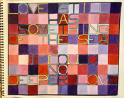 3rd Feb 2021 - Love still has something of the sea