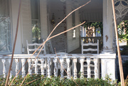 3rd Feb 2021 - Abandoned front porch...