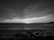 3rd Feb 2021 - Sunset Mono