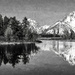 Driving Through the Tetons by milaniet
