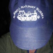 4th Feb 2021 - Engines #7: Bluebell Railway (Cap)