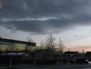 3rd Feb 2021 - Evening sky