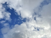 5th Feb 2021 - Piece of Blue Sky