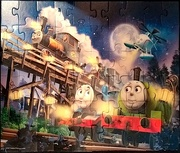 5th Feb 2021 - Railway Stories Jigsaw