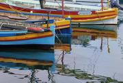 5th Feb 2021 - Barques catalanes à Banyuls-sur-Mer