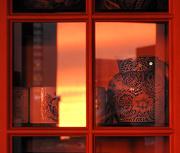 5th Feb 2021 - Sunrise Cupboard