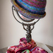 Hat, Scarf, And Antique Mirror on 365 Project