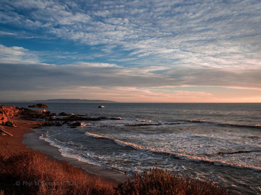 Coastal Sunset  by elatedpixie