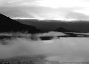 6th Feb 2021 - Lifting fog
