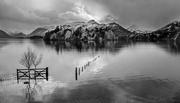 4th Feb 2021 - Derwentwater snow storm