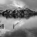 Derwentwater snow storm by inthecloud5