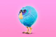 6th Feb 2021 - The No-Smooth Bird