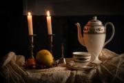 6th Feb 2021 - Tea and fruit