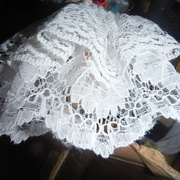 6th Feb 2021 - Lace Day