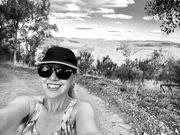 7th Feb 2021 - Landscape selfie