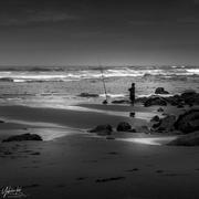 7th Feb 2021 - Surf Casting