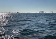 6th Feb 2021 - Afternoon at Sea