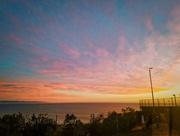 6th Feb 2021 - Tennis Seaside at Sunset