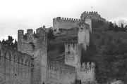 7th Feb 2021 - Soave Castle
