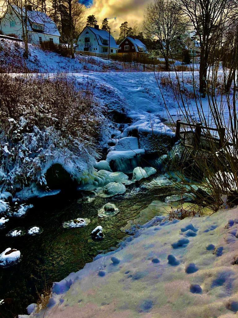 Ice ice baby by huvesaker