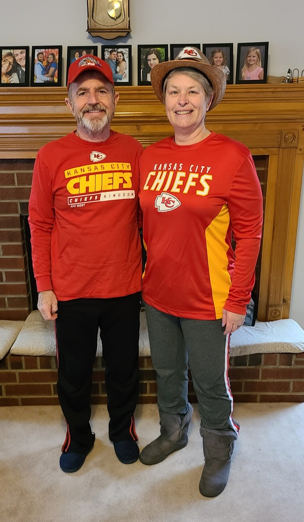 Let's Go Chiefs by photograndma