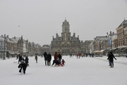 7th Feb 2021 - Yessssss : snow !!!