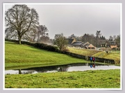 8th Feb 2021 - Flooded Field,Harlestone