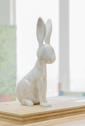 8th Feb 2021 - Marble Hare