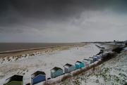 7th Feb 2021 - Not A Day For The Beach Huts