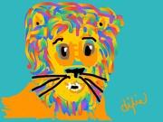 7th Feb 2021 - Lion around