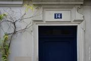 2nd Feb 2021 - Blue door