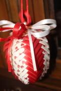 8th Feb 2021 - Valentine ornament