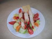9th Feb 2021 - Sunshine Salad