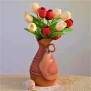10th Feb 2021 -  Silk Tulips ~